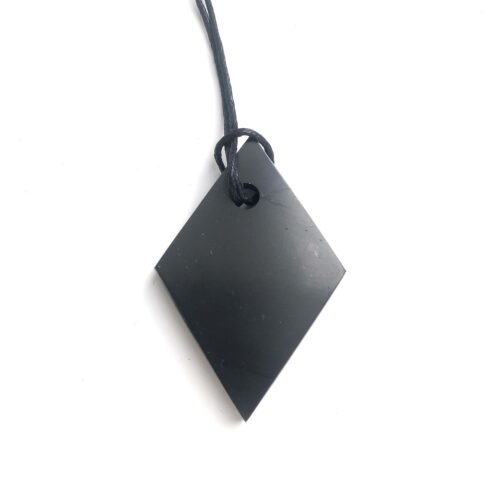 Schungit Anhänger Slavic Diamond