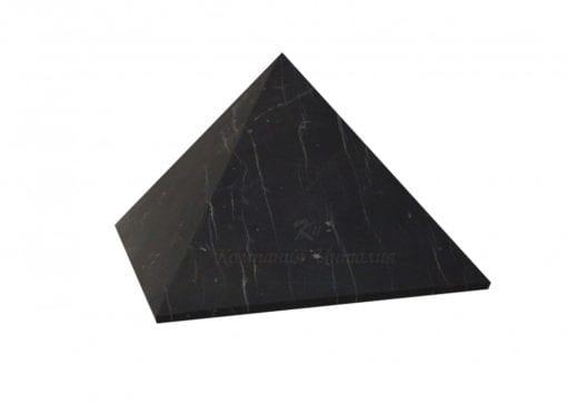 Schungit pyramide unpoliert